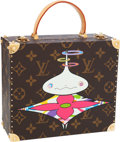 Luxury Accessories:Accessories, Louis Vuitton 2003 Limited Edition by Takashi Murakami Jewelry Box....