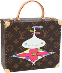 Louis Vuitton 2003 Limited Edition by Takashi Murakami Jewelry Box