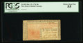 Colonial Notes:New Jersey, New Jersey March 25, 1776 30s PCGS Choice About New 55.. ...