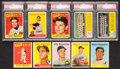 Baseball Cards:Lots, 1958 Topps Baseball Collection (600). ...