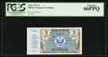 Military Payment Certificates:Series 472, Series 472 5 cents PCGS Gem New 66PPQ.. ...