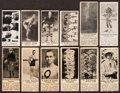 Hockey Cards:Lots, 1925 Dominion Chocolates Collection (12). ...