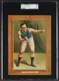 Boxing Cards:General, 1910 T218 Champions James J. Jeffries #55 SGC 45 VG+ 3.5....