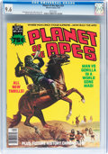 Magazines:Science-Fiction, Planet of the Apes #24 (Marvel, 1976) CGC NM+ 9.6 White pages....