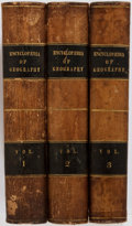 Books:World History, [Geography] Hugh Murray. Encyclopedia of Geography. A Complete Description of the Earth. Philadelphia: Lea and B... (Total: 3 Items)