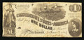 Confederate Notes:1862 Issues, T44 $1 1862 PF-2 Cr. 341.. ...