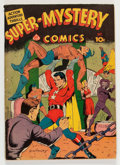 Golden Age (1938-1955):Superhero, Super-Mystery Comics V2#5 (Ace, 1941) Condition: VG+....