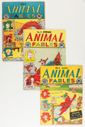Golden Age (1938-1955):Funny Animal, Animal Fables #2-7 Group (EC, 0).... (Total: 6 Comic Books)