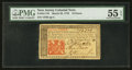 Colonial Notes:New Jersey, New Jersey March 25, 1776 18d PMG About Uncirculated 55 EPQ.. ...