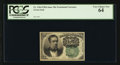 Fractional Currency:Fifth Issue, Fr. 1264 10¢ Fifth Issue PCGS Very Choice New 64.. ...