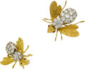 Estate Jewelry:Brooches - Pins, Diamond, Ruby, Gold Brooches, Rosenthal. ...