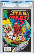 Modern Age (1980-Present):Science Fiction, Blackthorne 3-D Series #30 (Blackthorne Publishing, 1987) CGC NM+9.6 White pages....