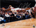 Basketball Collectibles:Photos, Dennis Rodman Signed Oversized Photograph....