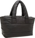 Luxury Accessories:Bags, Chanel Black Lambskin Leather Large Coco Cocoon Tote Bag. ...