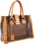 Luxury Accessories:Bags, Louis Vuitton Limited Edition Monogram Ambre Neo Cabas MM Tote Bag....