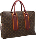Luxury Accessories:Travel/Trunks, Louis Vuitton Monogram Mirage Porte Documents Large Tote Bag. ...