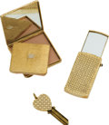 Estate Jewelry:Other , Gold Accessories, Neiman Marcus. ... (Total: 3 Items)