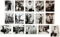 Music Memorabilia:Documents, Elvis Presley - A Collection of Black and White Publicity Photographs, 1950s-1960s.... (Total: 31 Items)