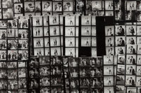 """Elvis Presley - A Large Collection of Mostly Never-Before-Seen Black and White Contact Sheets from """"Viva Las Vegas..."""