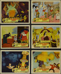 "Movie Posters:Animated, 1001 Arabian Nights (Columbia, 1959). Lobby Cards (6) (11"" X 14""). Animated Fantasy. Directed by Jack Kinney. Starring the v... (Total: 6 Items)"