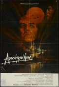 "Movie Posters:War, Apocalypse Now (United Artists, 1979). One Sheet (27"" X 41""). War.Directed by Francis Ford Coppola. Starring Martin Sheen, ..."