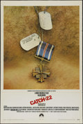 "Movie Posters:War, Catch-22 (Paramount, 1970). One Sheet (27"" X 41""). War Comedy.Directed by Mike Nichols. Starring Alan Arkin, Martin Balsam,..."