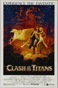 """Movie Posters:Fantasy, Clash of the Titans (MGM, 1981). One Sheet (27"""" X 41""""). Fantasy.Directed by Desmond Davis. Starring Laurence Olivier, Harry..."""