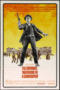 "Movie Posters:Western, Invitation to a Gunfighter (United Artists, 1964). One Sheet (27"" X 41""). Western. Directed by Richard Wilson. Starring Yul ..."