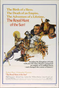 """Movie Posters:Adventure, The Royal Hunt of the Sun (National General, 1969). One Sheet (27""""X 41""""). Adventure. Directed by Irving Lerner. Starring Ro..."""