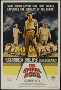 "Movie Posters:Adventure, The Spiral Road (Universal, 1962). One Sheet (27"" X 41"").Adventure. Directed by Robert Mulligan. Starring Rock Hudson,Burl..."