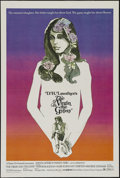 """Movie Posters:Romance, The Virgin and the Gypsy (Chevron, 1970). One Sheet (27"""" X 41""""). Drama. Directed by Christopher Miles. Starring Joanna Shimk..."""