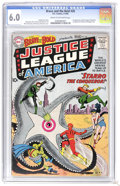 Silver Age (1956-1969):Superhero, The Brave and the Bold #28 Justice League of America (DC, 1960) CGC FN 6.0 Cream to off-white pages. The first appearance of...