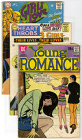 Silver Age (1956-1969):Romance, DC Romance Group (DC, 1965-77) Condition: Average VG-. Included are Young Romance #135,153,157, and 168; Secret Hearts... (Total: 16 Comic Books)