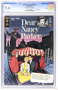 Silver Age (1956-1969):Romance, Dear Nancy Parker #2 File Copy (Gold Key, 1963) CGC NM+ 9.6Off-white to white pages. Painted cover. Back cover pin-up. Over...