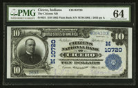 Cicero, IN - $10 1902 Plain Back Fr. 631 The Citizens NB Ch. # (M)10720
