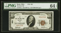 Kent, OH - $10 1929 Ty. 1 The Kent NB Ch. # 652