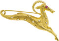Estate Jewelry:Brooches - Pins, Diamond, Ruby, Gold Brooch, Cartier. ...