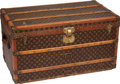 Luxury Accessories:Travel/Trunks, Louis Vuitton Classic Monogram Canvas Steamer Trunk. ...