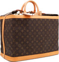 Luxury Accessories:Travel/Trunks, Louis Vuitton Classic Monogram Canvas Sac Cruiser 50 Travel Bag....