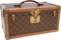 Luxury Accessories:Travel/Trunks, Louis Vuitton Classic Monogram Canvas Train Case. ...