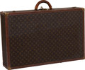 Luxury Accessories:Travel/Trunks, Louis Vuitton Classic Monogram Canvas Hardsided Bisten 80 Suitcase....