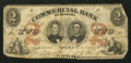 Obsoletes By State:Alabama, Selma, AL- Commercial Bank of Alabama $2 Oct. 4, 1861. ...
