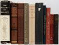Books:Science & Technology, [Science & Medicine] Group of Twenty-Three Titles. Various publishers and dates. Publisher's cloth with two dust jackets. ... (Total: 10 Items)