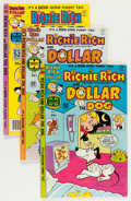 Bronze Age (1970-1979):Cartoon Character, Richie Rich and Dollar the Dog File Copies Group (Harvey, 1970-79)Condition: Average NM-.... (Total: 55 Comic Books)