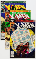 Modern Age (1980-Present):Superhero, X-Men #141-150 Group (Marvel, 1981-85) Condition: Average VF/NM....(Total: 17 Comic Books)