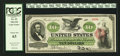 Large Size:Legal Tender Notes, Fr. 93 $10 1862 Legal Tender PCGS Choice New 63.. ...