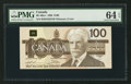 Canadian Currency: , BC-60a-i $100 1988. ...