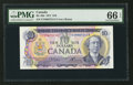 Canadian Currency: , BC-46d 1971 $10. ...