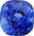 Estate Jewelry:Unmounted Gemstones, Unmounted Burma Sapphire. ...