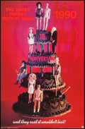 Movie Posters:Rock and Roll, The Rocky Horror Picture Show (Stabur Corporation/20th Century Fox,R-1990). Video Promotional 15th Anniversary One Sheet (2...
